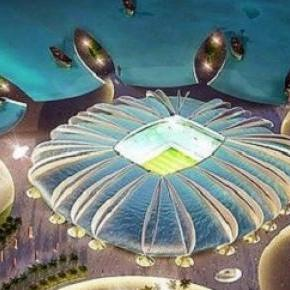 Qatar World Cup stadium to witness winter event