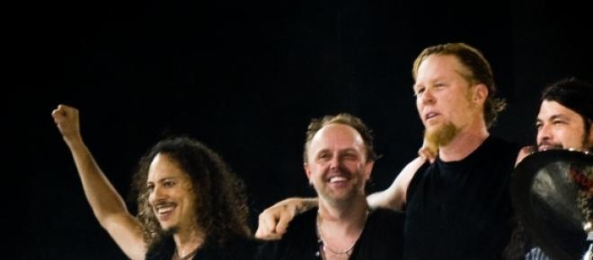 Metallica é uma das bandas de mais sucesso da história com milhões de discos vendidos, e é mais uma das atrações da edição de 2015 do Rock in Rio.