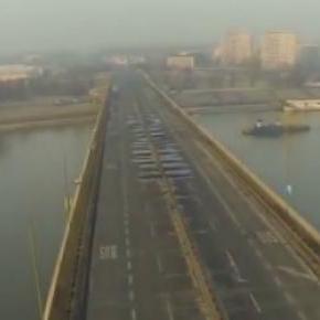 Kiedy otwarcie Mostu Łazienkowskiego w Warszawie?