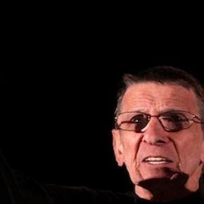 Leonard Nimoy, alias docteur Spock, est décédé.