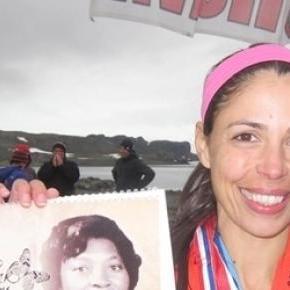 Maria Conceição após mais um desafio