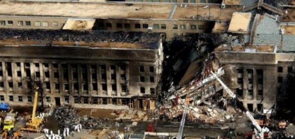 Das Pentagon nach 9/11: Terror mit Diplom.