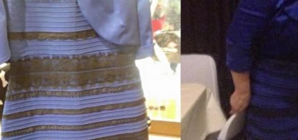 #TheDress Welche Farbe hat das Kleid nun?