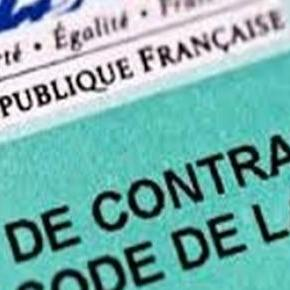 Avis de contravention de la république française