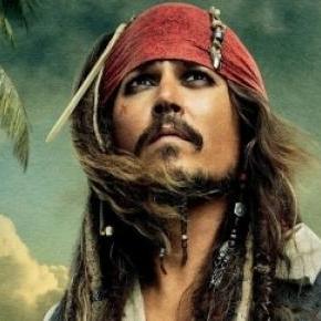 Johnny Depp est Jack Sparrow