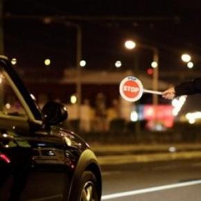 PSP do Porto a fazer operações Stop.