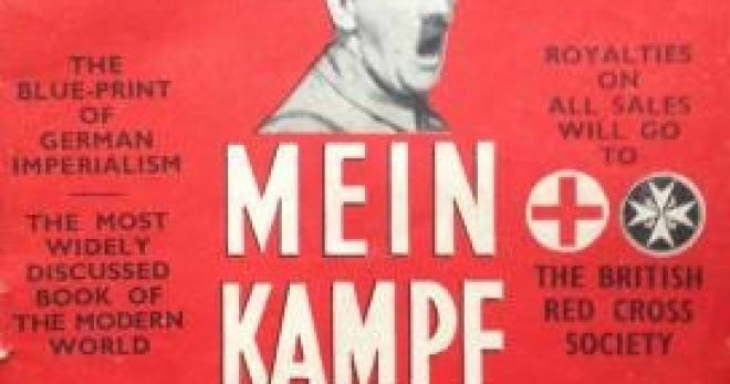 the details of adolf hitlers letter to mein kampf in prison Reading hitler's mein kampf and comparing it to trump's art of the deal  his  secretary composed volume 2, after he got out of jail, while he was  detail  oriented micromanagers: mein kampf and the art of the deal both.