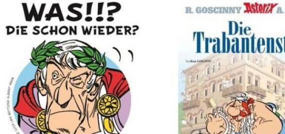 © Egmont Ehapa Media - Asterix in Kürze im Kino