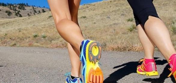 Zu häufiges Joggen schadet der Gesundheit.