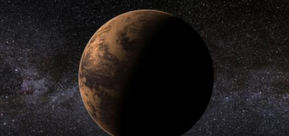 Gliese 667Cc, una formidable supertierra