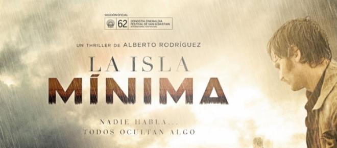 La isla mínima triunfadora de Los Goya 2015