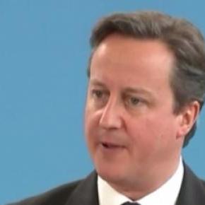 David Cameron delivers Tory education proposals
