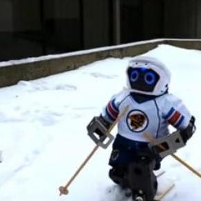 Es un prodigio de ingeniería robótica
