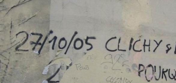 La crise des banlieues à Clichy, il y a 10 ans.