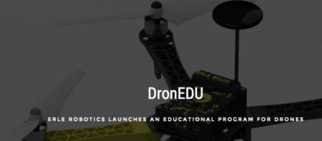 DronEdu, plataforma educativa