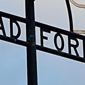 Bradford City Centre welcome sign