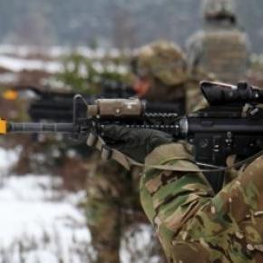 NATO trimite noi trupe in tarile baltice