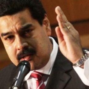 Nicolas Maduro,presedintele Venezuelei
