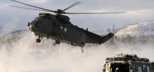 Norvegia efectueaza exercitii militare