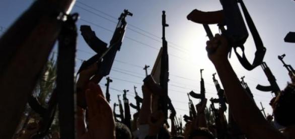 Gruparea teroristo-islamica ISIS