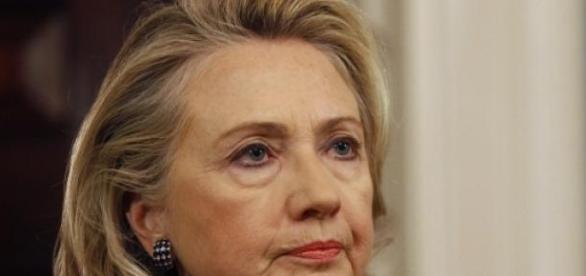 Hillary Clinton critique la lettre républicaine.