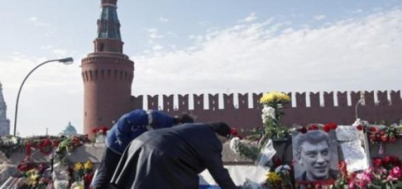 Opozantul regimului rusesc Boris Nemtov