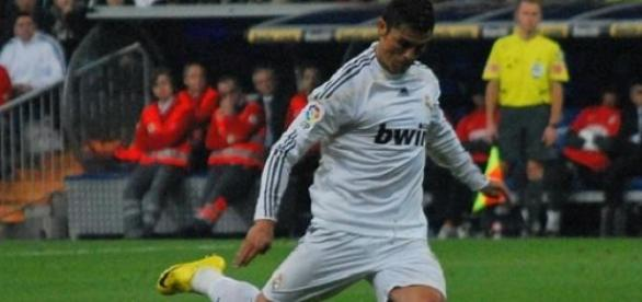 Ronaldo's two goals helped Real Madrid through