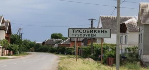 Tiszabökény 95%-ban magyar ajkú település