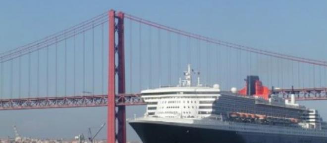 Portugal recebe anualmente centenas de cruzeiros