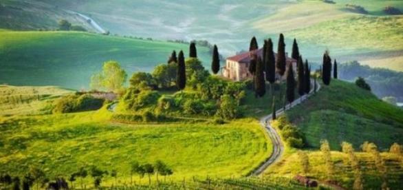 Chianti, Olaszország