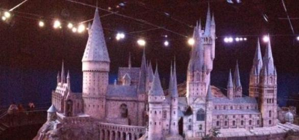 Hogwarts Schloss - Warner Bros. Studio Tour London