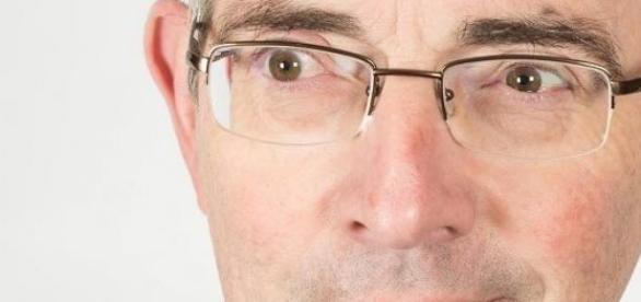 Michel Francard, linguiste à l'UCL.