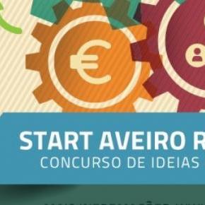 Cartaz 'Start Aveiro Region 2015'