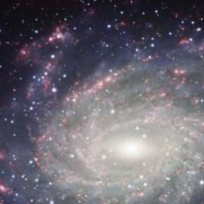 Forma de la Vía Láctea es bastante singular