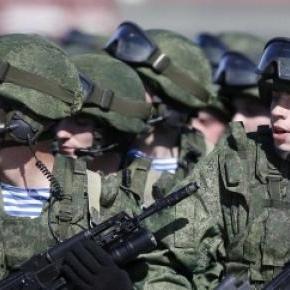 Militari ai armatei Federatiei Ruse