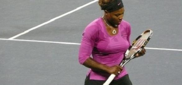 Emotional return to Indian Wells for Serena