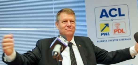 Klaus Iohannis un nou record