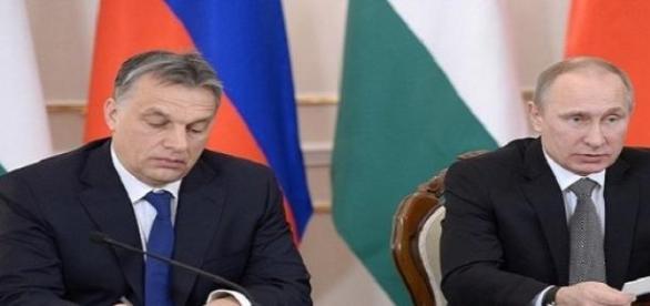 Putyin és Orbán Moszkvában/ wikipedia