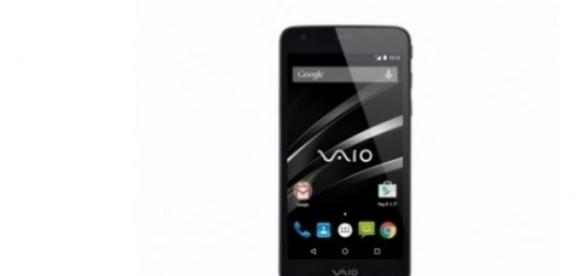 Vaio Phone, brand's first smartphone