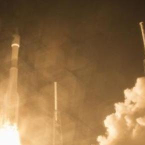 NASA lanzó las naves el día viernes