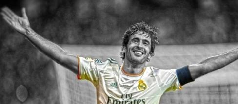 Raúl a mai napig a Madridisták egyik nagy kedvence
