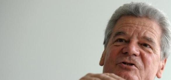 Presedintele Germaniei, Joachim Gauch