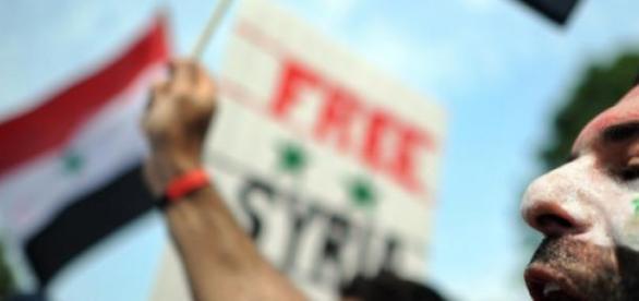 Syrie  ©AFP / Jewel Samad