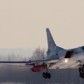 Bombardier strategic Tu-22M3