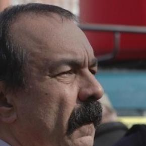 Philippe Martinez, leader de la CGT.