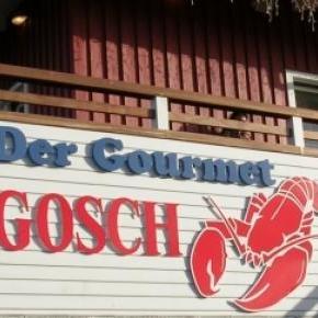 Tipp: Bei Gosch gibt es leckere Fischbrötchen.