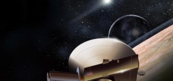 La New Horizons llegará en julio a Plutón