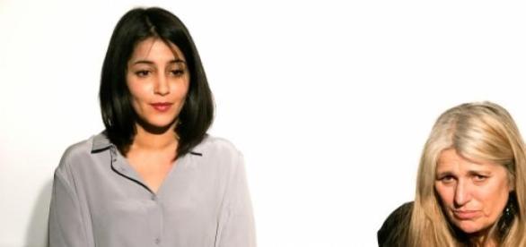 Leila Bekhti et Brigitte Sy