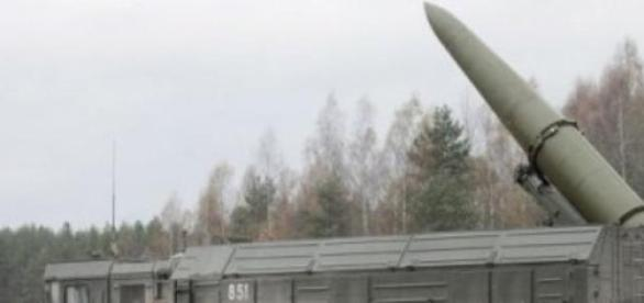 Racheta nucleara Iskander
