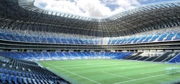 Una realidad el nuevo estadio de Monterrey